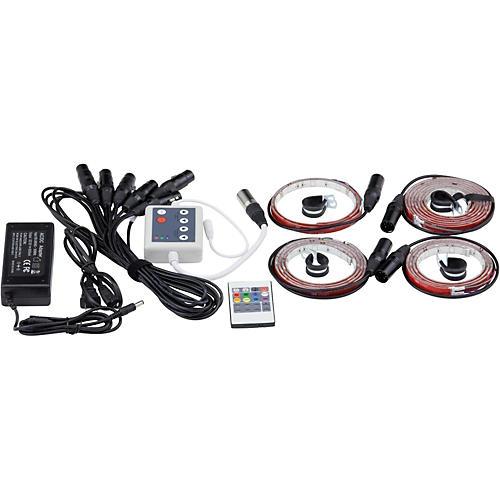 DrumLite Dual LED Banded Lighting Kit for 12/14/20 Drums