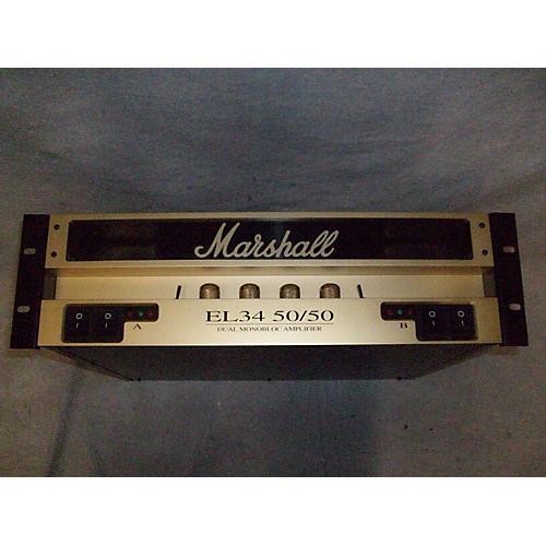 Marshall Dual Monoblock Guitar Power Amp