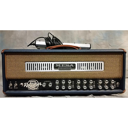 used mesa boogie dual rectifier 100w tube guitar amp head guitar center. Black Bedroom Furniture Sets. Home Design Ideas