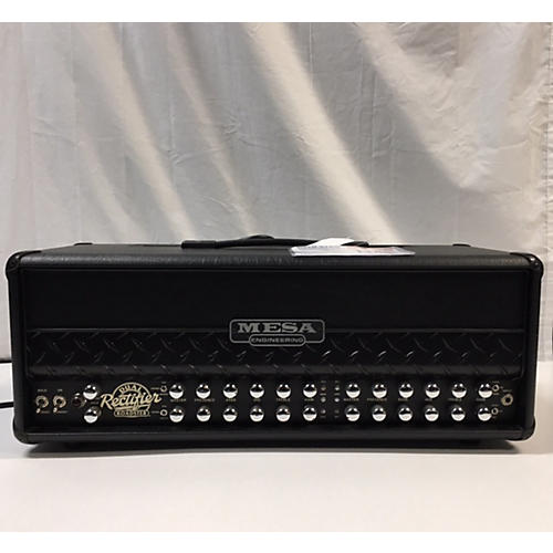 Mesa Boogie Dual Rectifier Roadster 100W Tube Guitar Amp Head-thumbnail