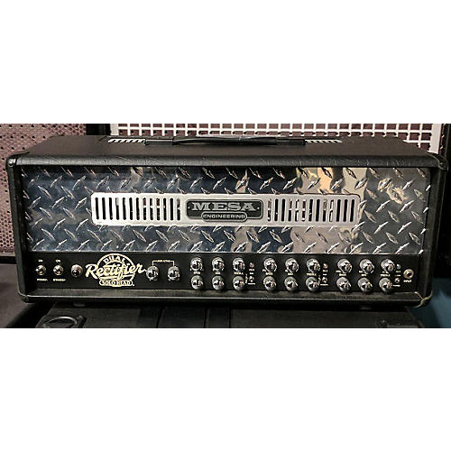 Mesa Boogie Dual Rectifier Solo 100w Tube Guitar Amp Head-thumbnail