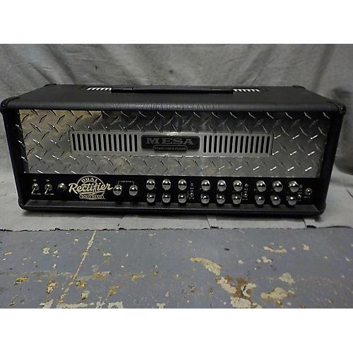 Mesa Boogie Dual Rectifier Solo Head 100W Tube Guitar Amp Head-thumbnail