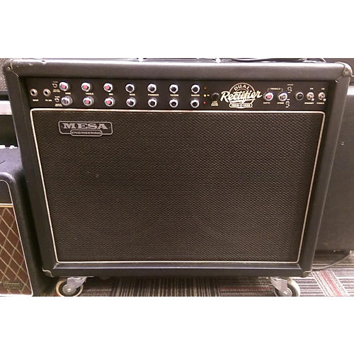 used mesa boogie dual rectifier tremoverb tube guitar combo amp guitar center. Black Bedroom Furniture Sets. Home Design Ideas