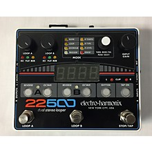 Electro-Harmonix Dual Stereo Looper Effect Pedal