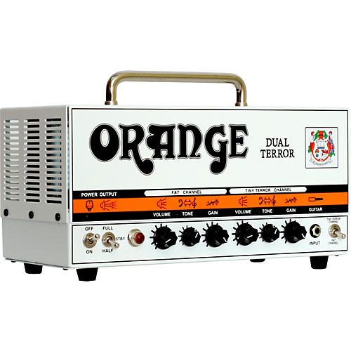Orange Amplifiers Dual Terror DT30H 30W Tube Guitar Amp Head-thumbnail