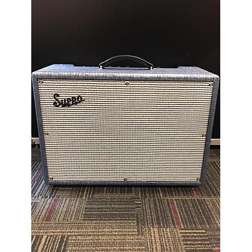 Supro Dual-Tone 1x12 Tube Guitar Combo Amp-thumbnail