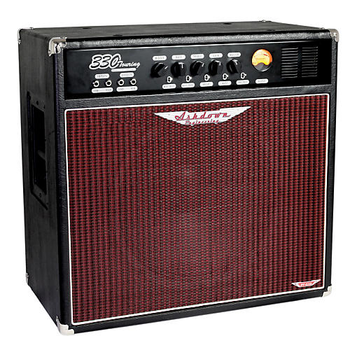 Ashdown Dual Tube Preamp Series 330 Touring 115H Bass Combo Amp Black