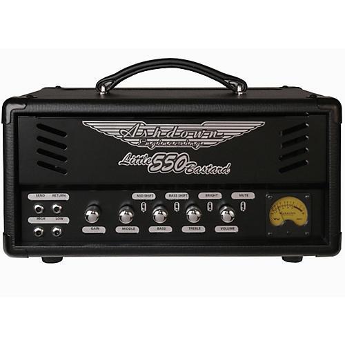 Ashdown Dual Tube Preamp Series 550 Bass Amp Head Black