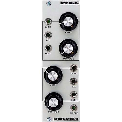 Pittsburgh Modular Synthesizers Dual VCA Module-thumbnail