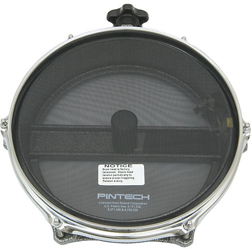Pintech Dual Zone Concertcast Snare Pad  10 in.