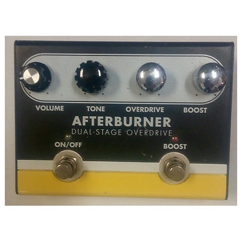 In Store Used Dual-stage Overdrive Effect Pedal