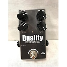 Darkglass Duality Fuzz Engine Effect Pedal