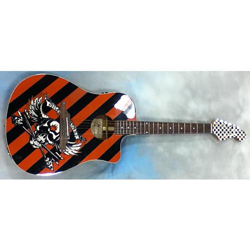 Fender Duane Peters Sonoran Acoustic Electric Guitar