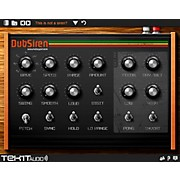 Tek'it Audio DubSiren Virtual Synthesizer Plig-in Software Download