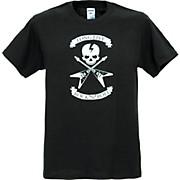 Full On Clothing Dueling V Guitars T-Shirt
