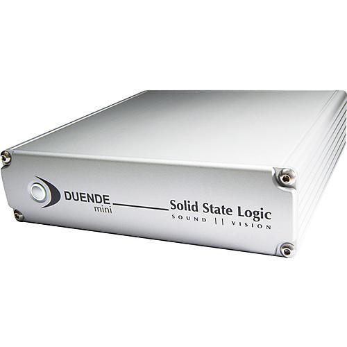 Solid State Logic Duende Mini DSP Powered DAW Plug-In Platform-thumbnail