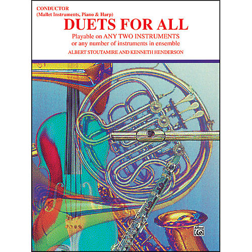 Alfred Duets for All Piano/Conductor Bells Harp