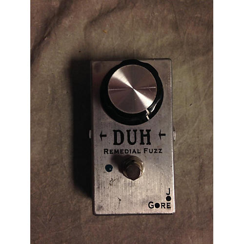 In Store Used Duh Remedial Fuzz-thumbnail