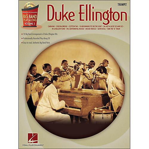 Hal Leonard Duke Ellington Big Band Play-Along Vol. 3 Trumpet