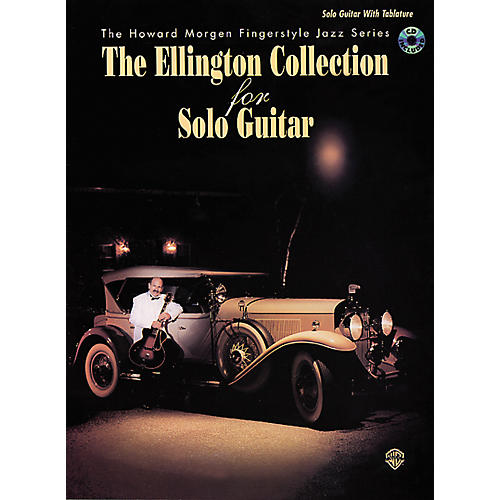 Alfred Duke Ellington Collection for Solo Guitar (Book/CD)