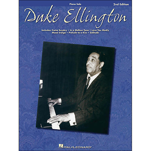 Hal Leonard Duke Ellington Piano Solos 2nd Edition-thumbnail