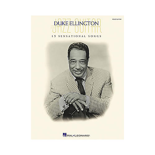 Hal Leonard Duke Ellington for Jazz Guitar Tab Songbook