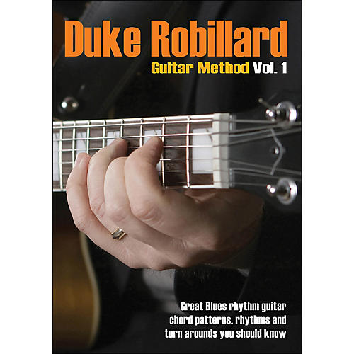 Hal Leonard Duke Robillard Guitar Method Vol 1 DVD-thumbnail
