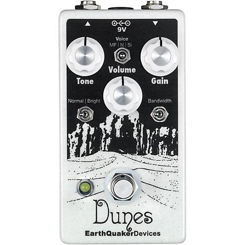 Earthquaker Devices Dunes Mini-Mega Ultimate Overdrive Guitar Pedal-thumbnail