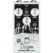 Earthquaker Devices Dunes Mini-Mega Ultimate Overdrive Guitar Pedal