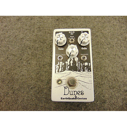 Earthquaker Devices Dunes Overdrive Effect Pedal-thumbnail