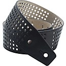 Dunlop BMF Leather Strap - Square Perforations (BMF07BK)