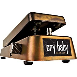 Dunlop JC95 Jerry Cantrell Signature Cry Baby Wah Guitar Effects Pedal (JC95)