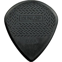 Dunlop Max Grip Jazz III Carbon Fiber Guitar Picks - 24-Pack (471R3C)