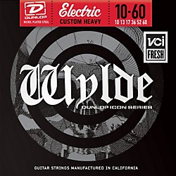 Dunlop Zakk Wylde Icon Series Custom Electric Guitar Strings (ZWN1060)