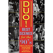 Applause Books Duo! Best Scenes for the 90s Applause Acting Series Series Softcover Written by Jack Temchin