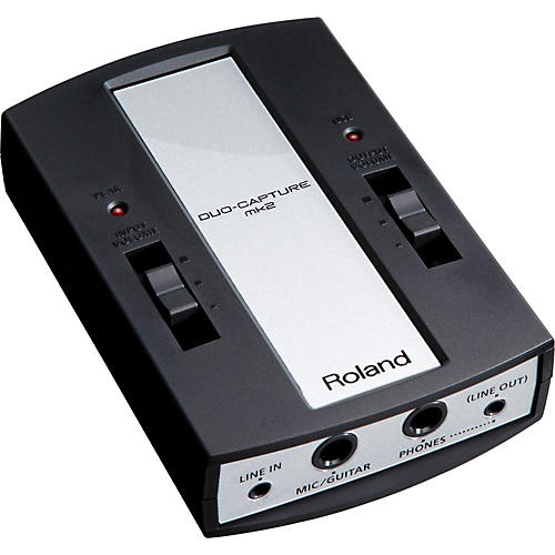 Roland Duo-Capture MK2 USB Audio Interface
