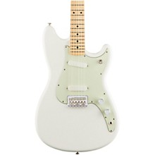 Duo-Sonic Electric Guitar with Maple Fingerboard Aged White