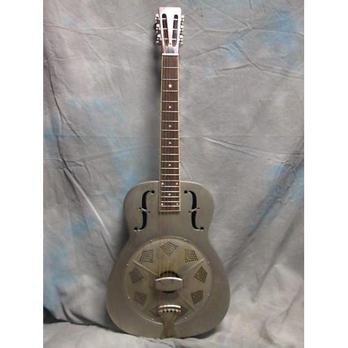 Republic Duolian Style Steel 505 Resonator Guitar