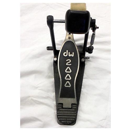 DW Dw2000 Single Bass Drum Pedal-thumbnail