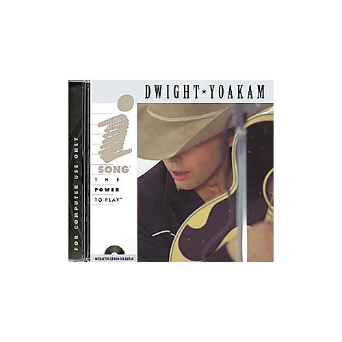iSong Dwight Yoakam (CD-ROM)