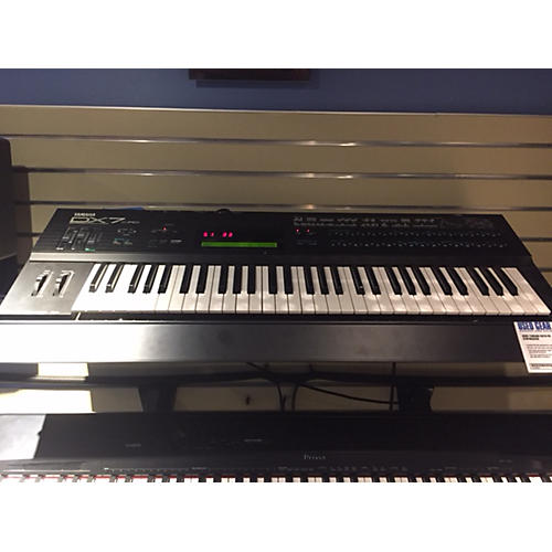 used yamaha dx7ii fd synthesizer guitar center