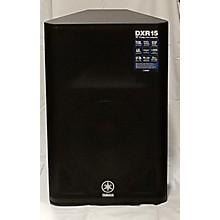 Yamaha Dxr15 Powered Monitor