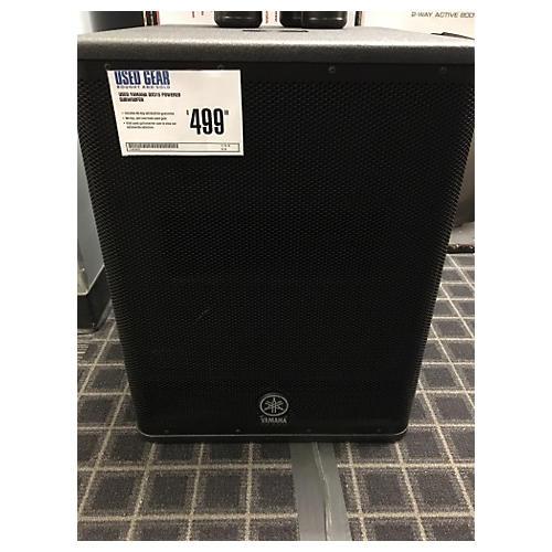 Yamaha Dxs15 Powered Subwoofer-thumbnail
