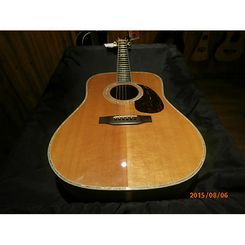 Alvarez Dy85 Natural Acoustic Guitar
