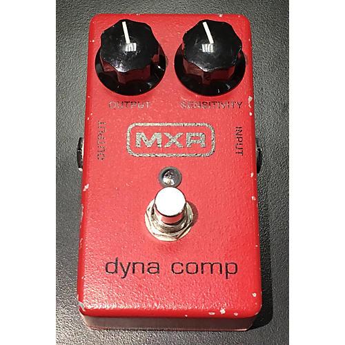 MXR Dyna Comp Effect Pedal