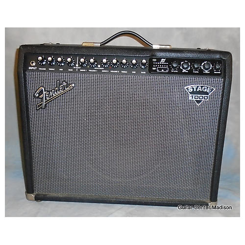 Fender Dyna-Touch III Stage 1000 Guitar Combo Amp-thumbnail