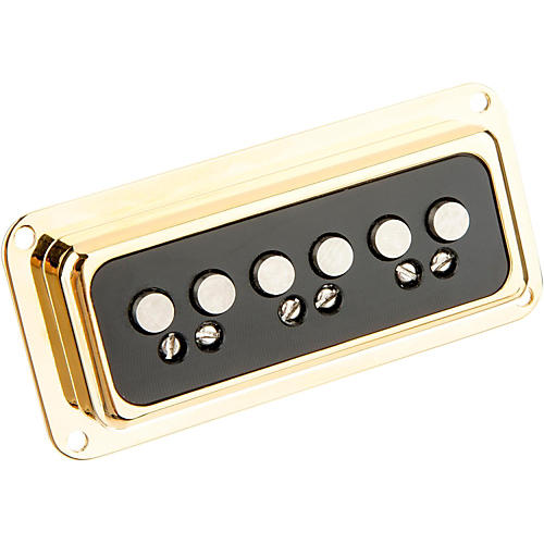 Gretsch DynaSonic Single-Coil Electric Guitar Pickup Gold Neck