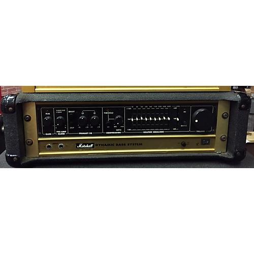 Marshall Dynamic Bass System 400w Bass Amp Head