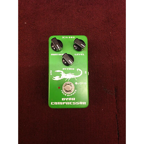 Joyo Dynamic Compressor Effect Pedal