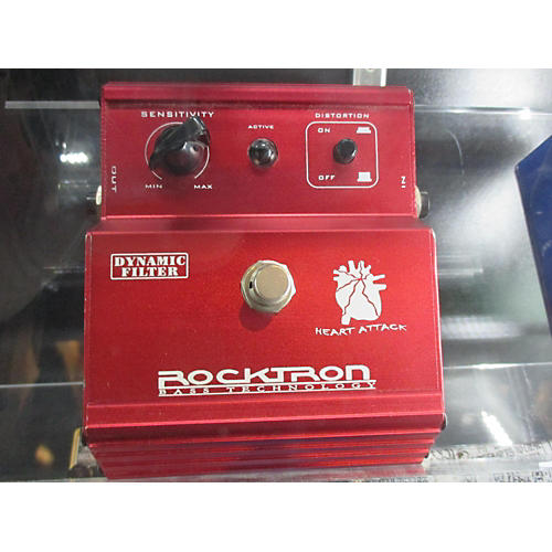 Rocktron Dynamic Filter Effect Pedal